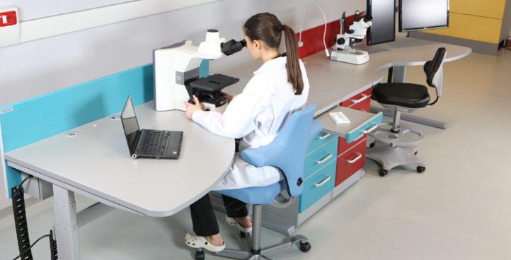 Postazioni per Microscopi